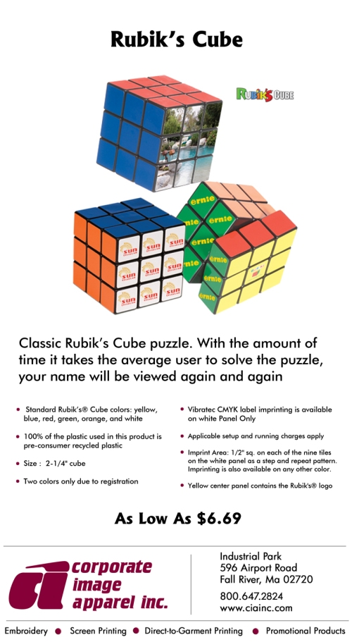 Product Spotlight: Rubik's Cube